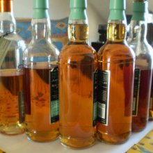 Whisky-Tasting beim Ehrenfelder Whiskyzirkel